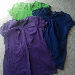 Bundle of 3 Maternity Tees